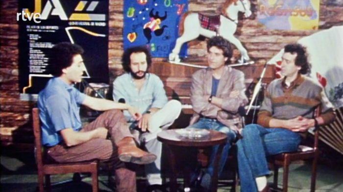 Pegasus Jazz entre amigos 1985