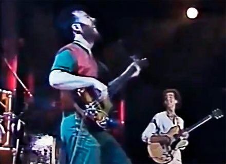 Rafa i Max - Montreux Jazz Festival 1984