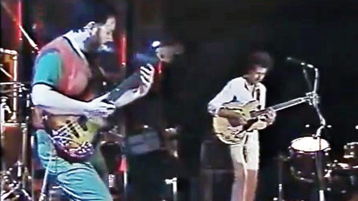Rafa i Max - Festival de Montreux 1984 Portada Vídeo