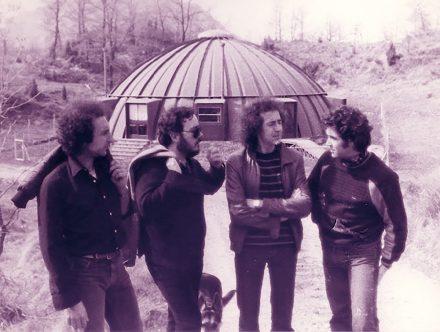 Rupit - La cúpula dels Joglars